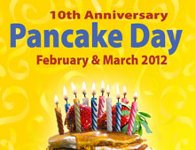Uniting Care SA / Pancake Day